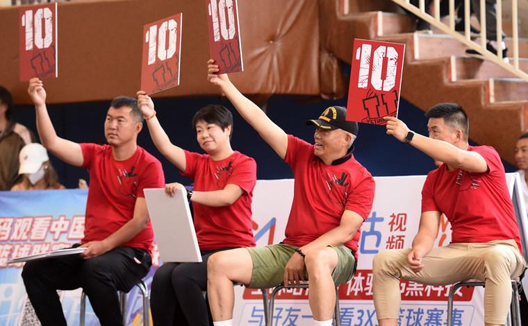 中國大(da)學生3×3籃球聯賽雲南分(fen)站賽決賽在雲南財經大(da)學舉行