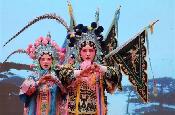 16場文化惠民演出(chu)禮贊建黨chao)bai)年